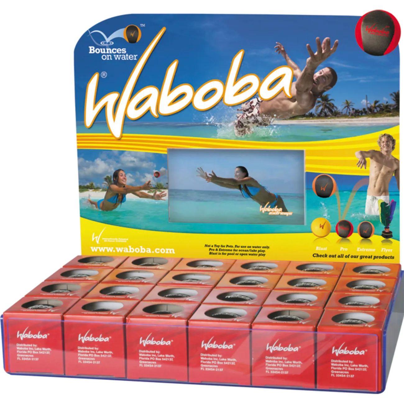 Display Waboba (Via retrait magasin)