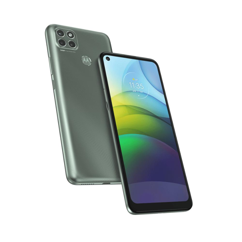 """Smartphone 6.8"""" Moto G9 Power - HD+, 4 Go de RAM, 128 Go, 6000 mAh"""