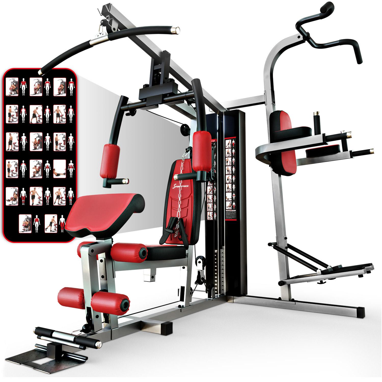 Station de musculation HGX200 (sports-tech.fr)