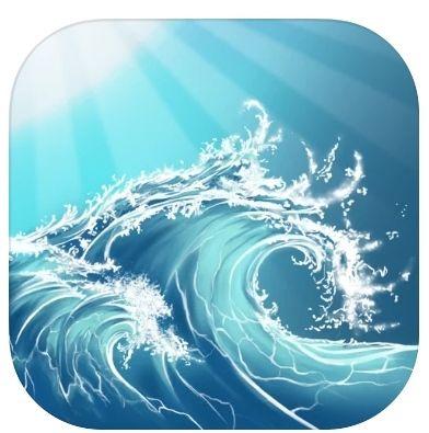 Application Sunny Sea Ocean Sleep Sounds gratuite sur iOS