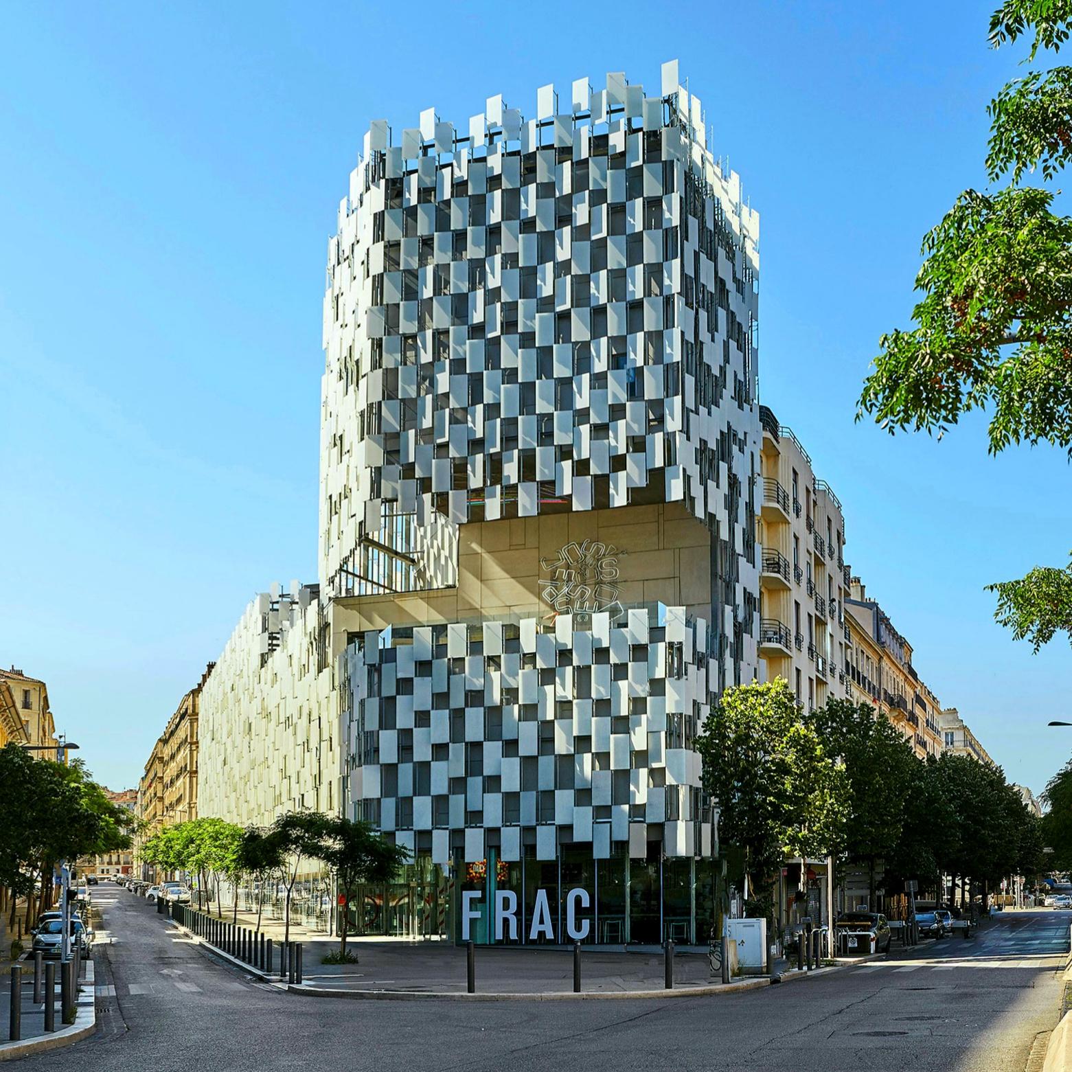 Entrée gratuite au Musée d'Art Contemporain FRAC PACA - Marseille (13)