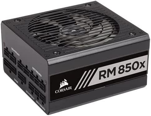 Alimentation PC modulaire Corsair RM850x - 850W, 80+ Gold ATX (Via coupon de 29.90€)