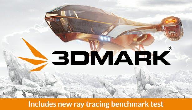 Logiciel de Benchmark 3DMark sur PC (Dématérialisé)