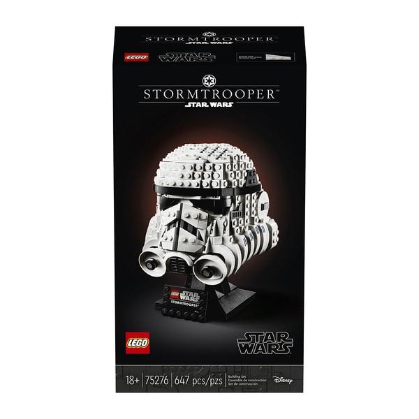Sélection de Lego en promotion - Ex : Lego Star Wars 75276 - Casque de Stormtrooper