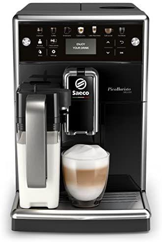 Machine à expresso automatique Saeco PicoBaristo Deluxe SM5570/10