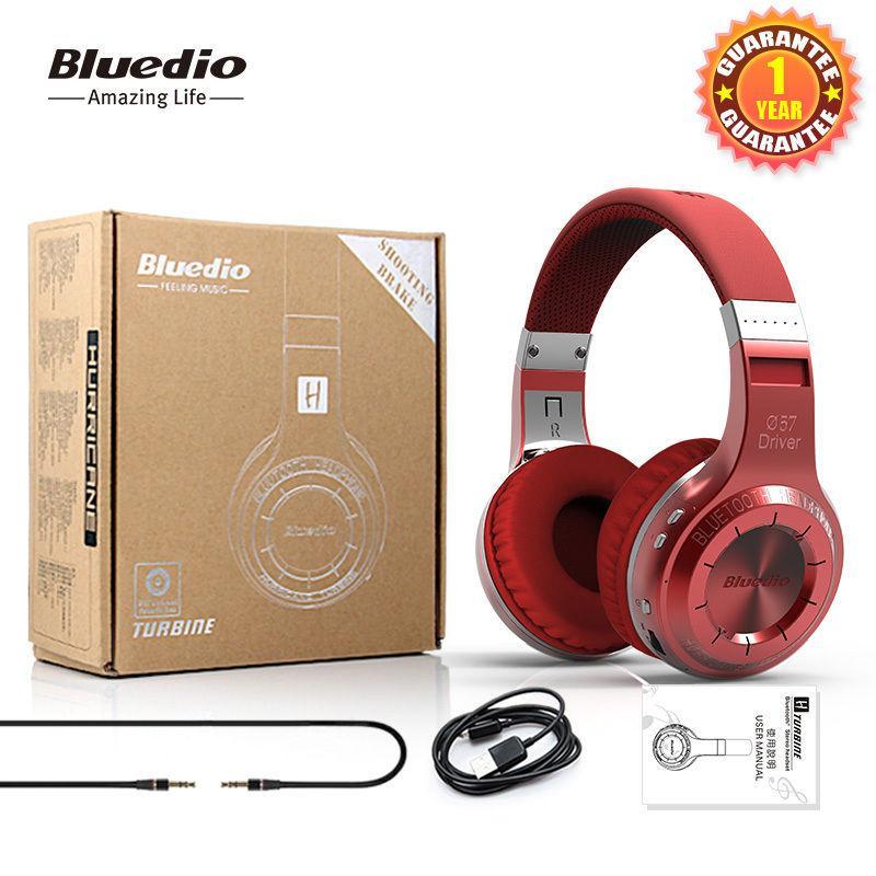 Jusqu'à 50% de réduction sur les Casques, écouteurs, enceintes Bluetooth Bludio - Ex: HT Shooting Brake - 4.1, rouge