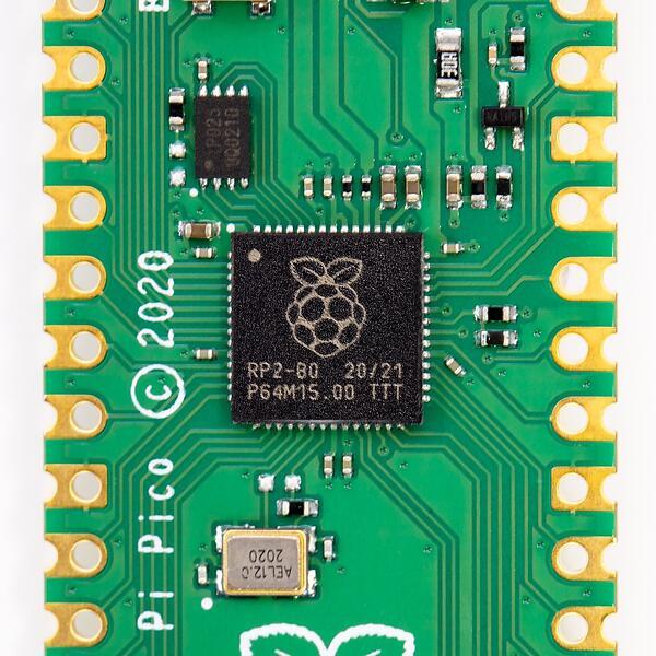 Carte Raspberry Pi Pico (frais de port inclus)