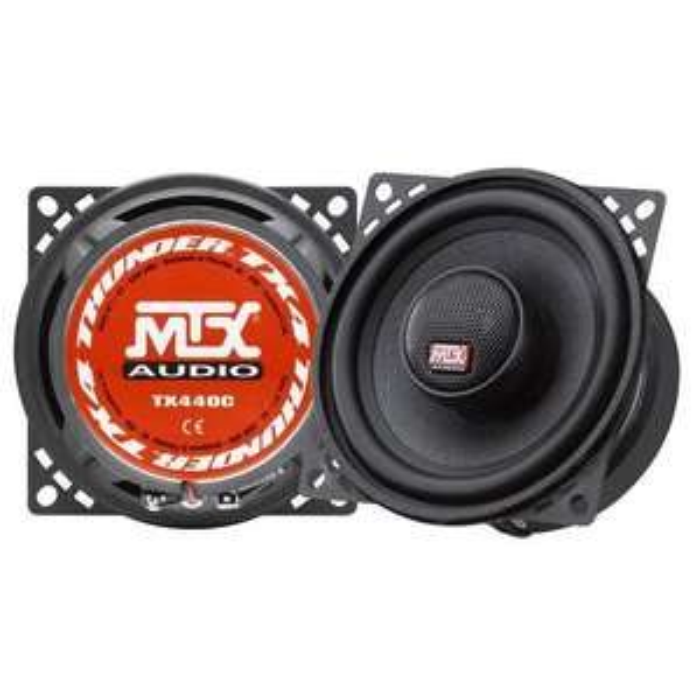 Haut-parleur MTX TX440C - 10 cm, 60W