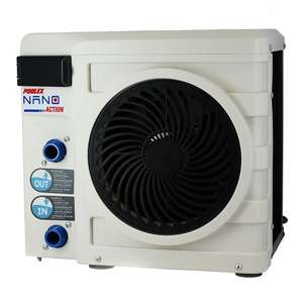 Pompe à chaleur piscine Nano Action R32 - 3kW (piscinesdumonde.com)