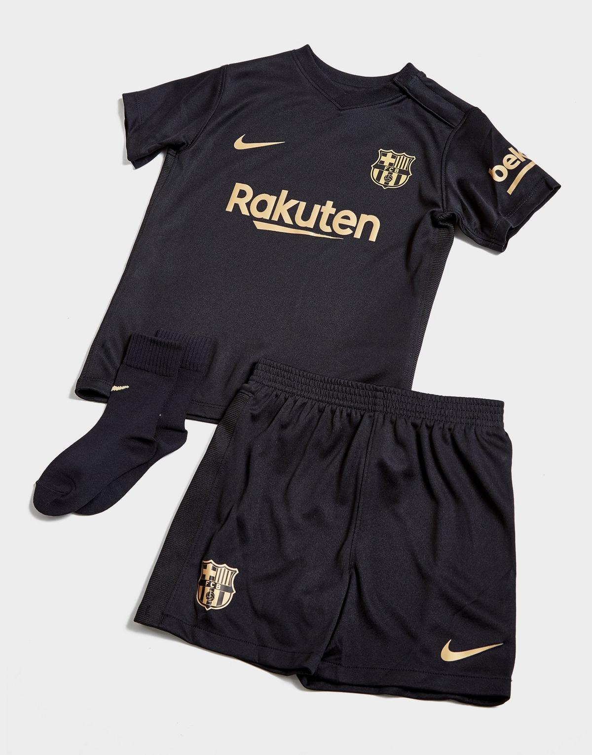 Ensemble bébé Nike FC Barcelone - Tailles 3 à 24 mois