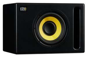 Sélection de caissons de basse monitoring KRK en promotion - Ex : KRK S8.4
