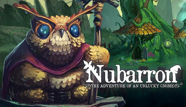 Nubarron: The adventure of an unlucky gnome Gratuit sur PC (Dématérialisé)