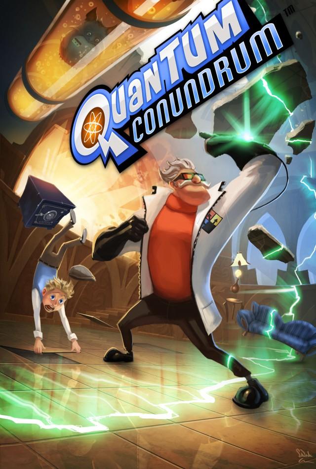 Quantum Conundrum sur PC (Dématérialisé)