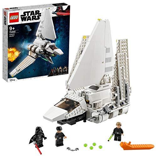 Lego Star Wars 75302 navette Impériale