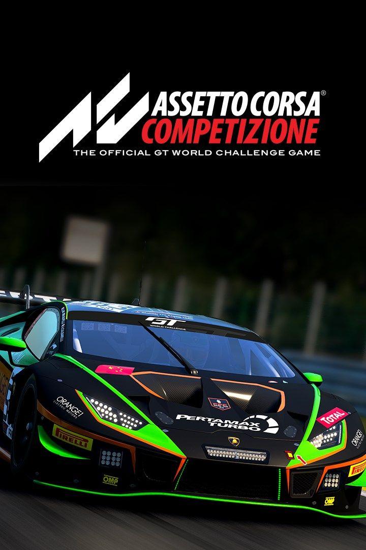 Assetto Corsa Competizione sur Xbox One & Series S/X (Dématérialisé)