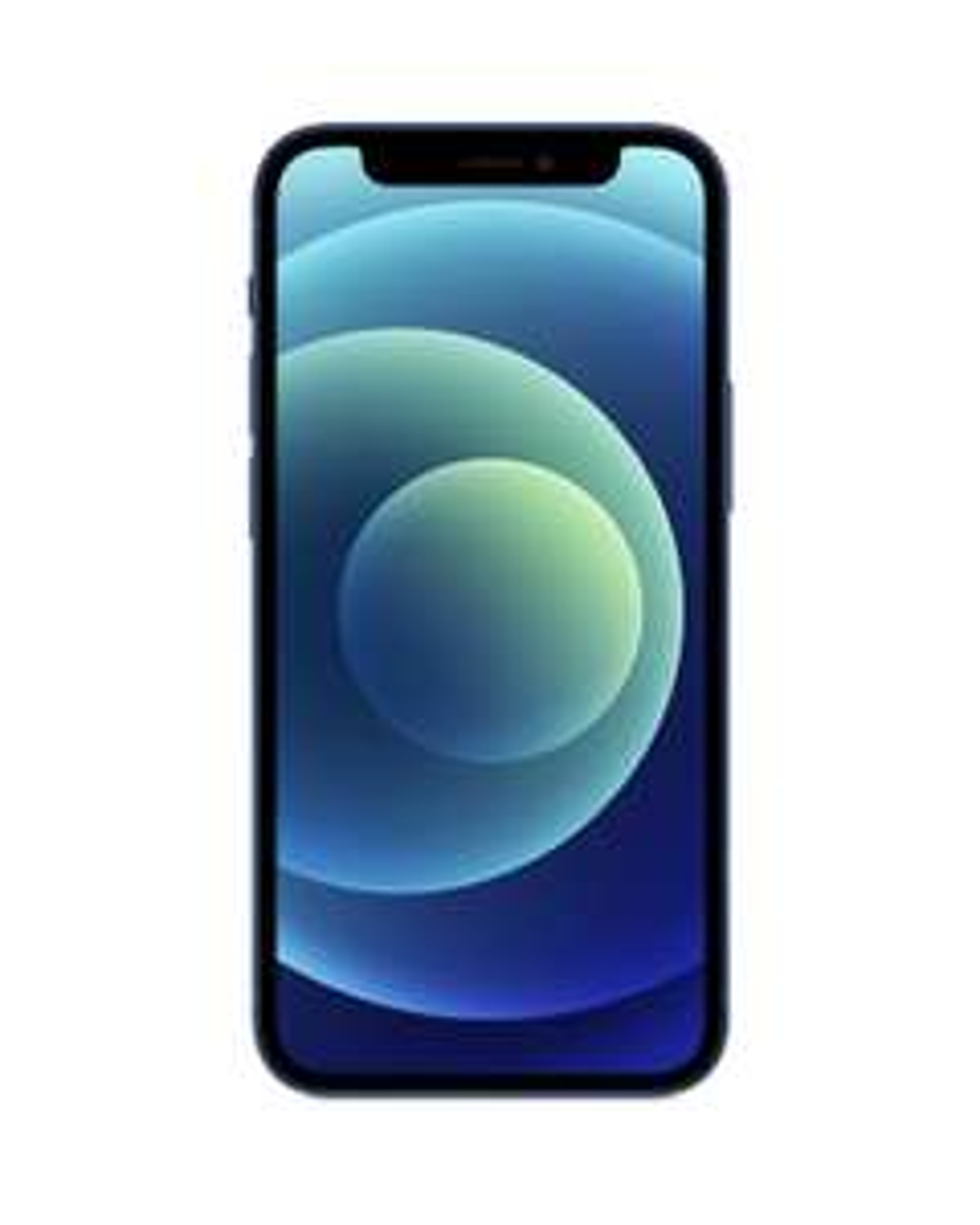 """Smartphone 5.4"""" Apple iPhone 12 Mini - 64 Go, Bleu (+32,45€ en Rakuten Points)"""