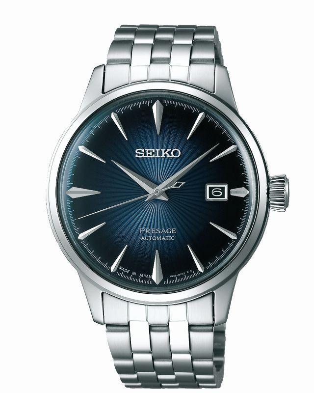 20% de réduction sur toute la gamme de montres Seiko - Ex: Montre Automatique Seiko Presage SRB41J1 à 335.20€ (tempka.com)