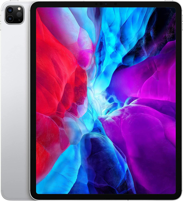 """Tablette 12.9"""" Apple iPad Pro (4e génération / 2020) - 512 Go, Wi-Fi + 4G, Argent"""