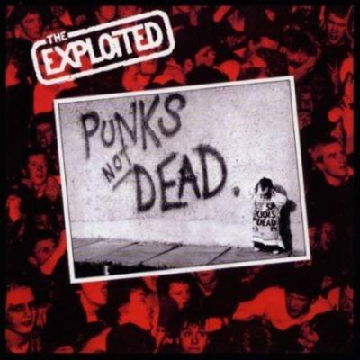 Vinyle The Exploited - Punks Not Dead