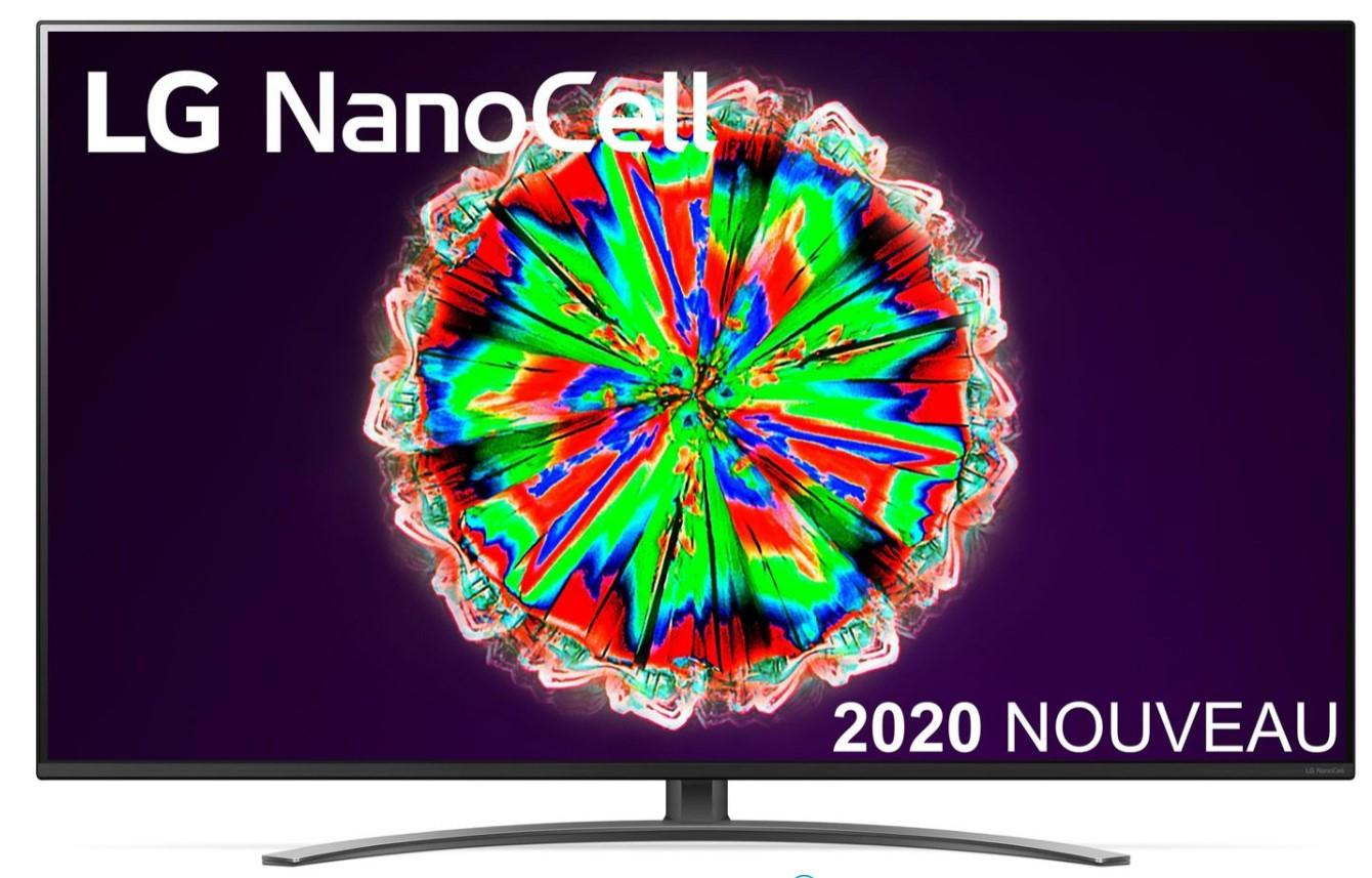 """TV 55"""" LG Nanocell 55NANO816 - LED, 4K UHD, WebOS"""