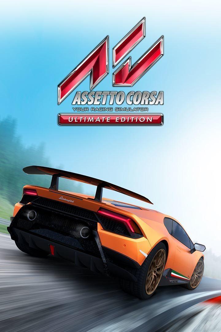 Assetto Corsa Ultimate Edition sur Xbox One & Series S/X (Dématérialisé)