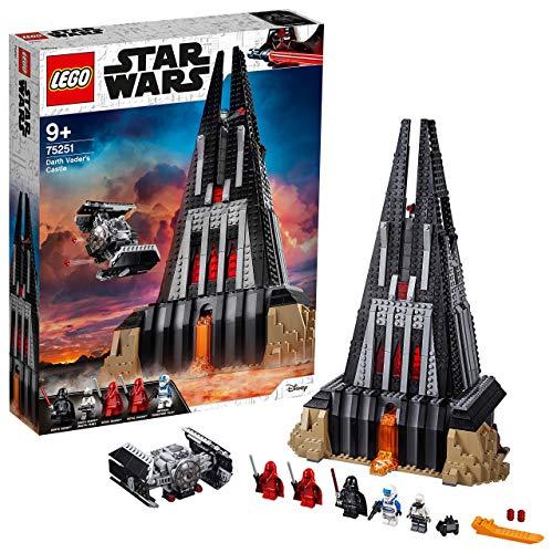 Jeu de construction Lego Star Wars (75251) - Le Château de Dark Vador