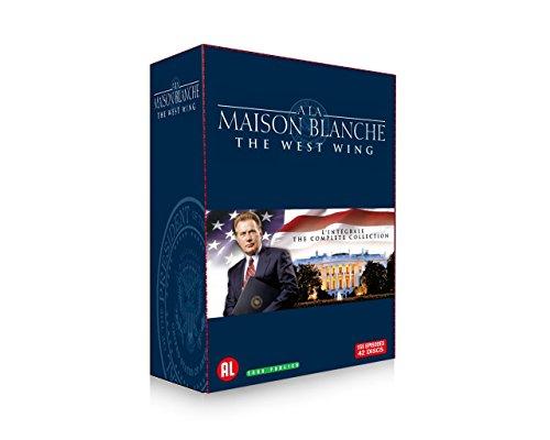 Coffret DVD À la Maison Blanche - L'intégrale des 7 saisons