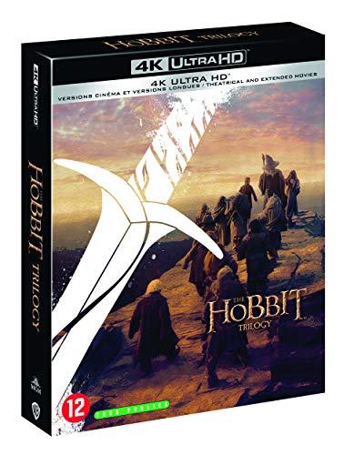 Coffret Blu-Ray 4K UHD Le Hobbit - La trilogie