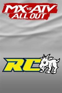 Extensions Ricky Carmichael Farm - Goat pour le jeu MX vs ATV All Out sur Xbox One, Series (Dématérialisé)