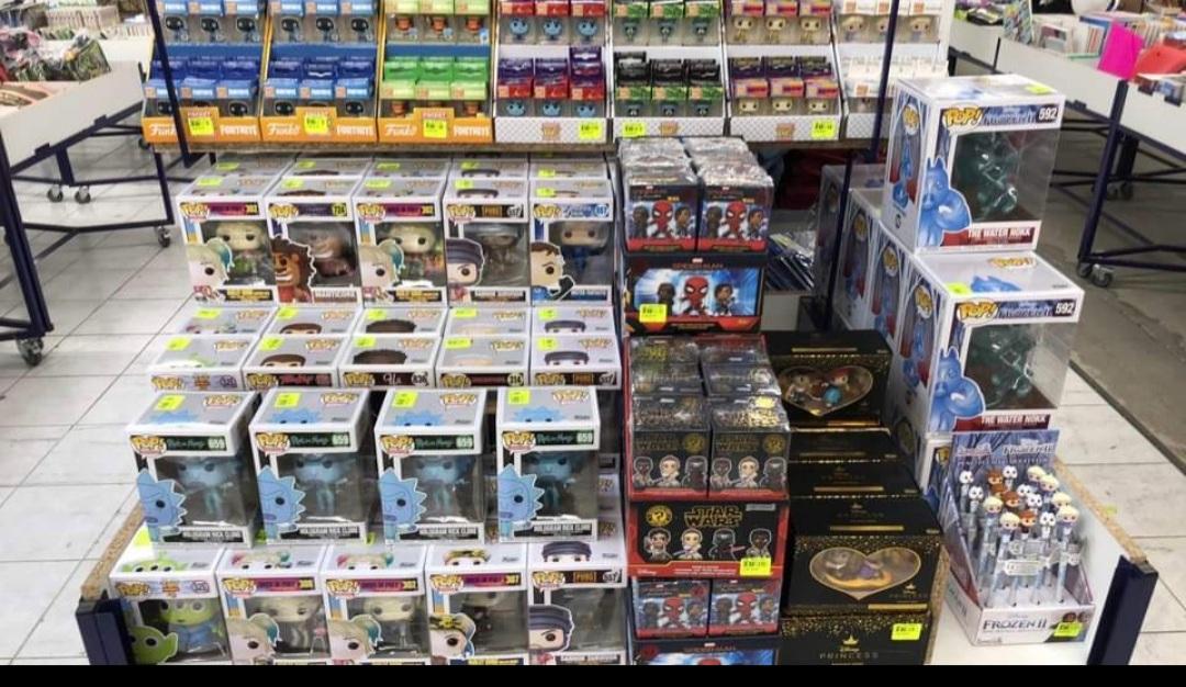 Sélection de figurines Funko Pop à partir de 4.99€ - Saint-Quentin (02)