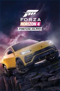 DLC Forza Horizon 4 - Fortune Island sur Xbox One, Series et PC (Dématérialisé)