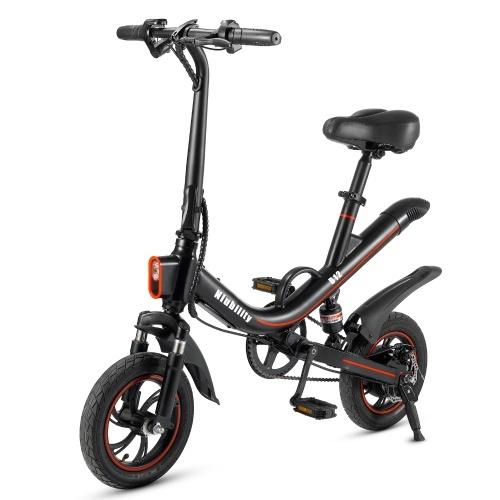 Mini vélo électrique Niubility B12 - 350W, 7.8AH, Moteur Brushless