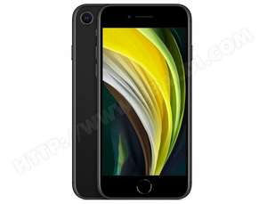 "Smartphone 4.7"" Apple iPhone SE 2020 - 128 Go, Noir"