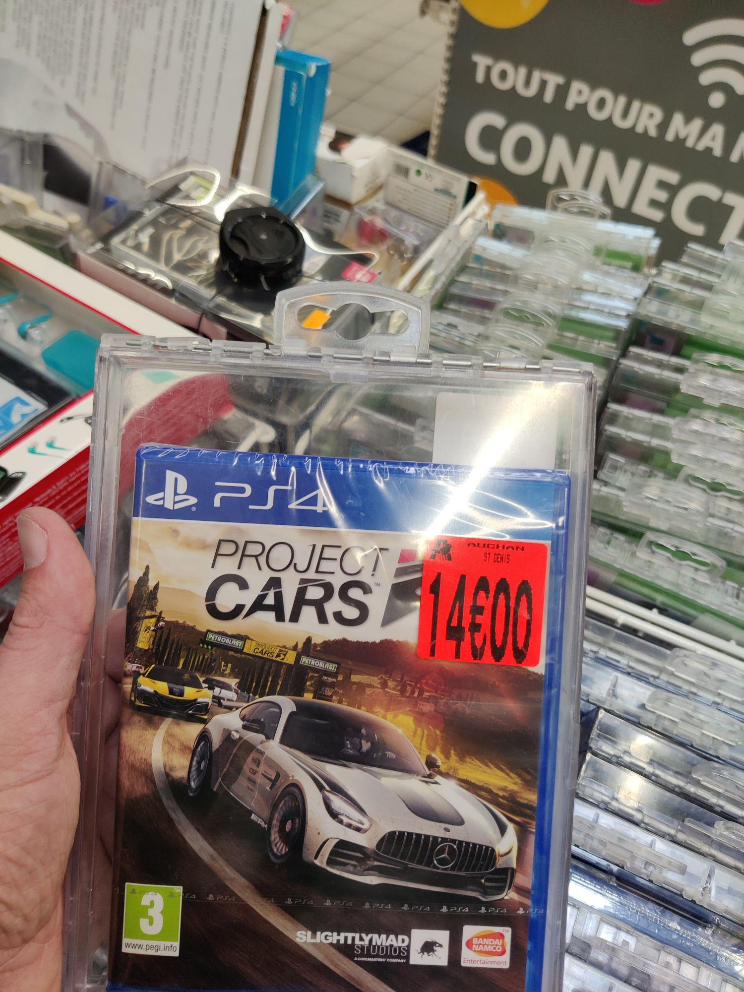 Jeu Project Cars 3 sur PS4 - Saint Genis Laval (69)