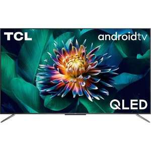 """TV QLED 50"""" TCL 50AC710 - 4K UHD, Dolby Vision, Android TV (+ 44.99€ à cagnotter pour les CDAV)"""