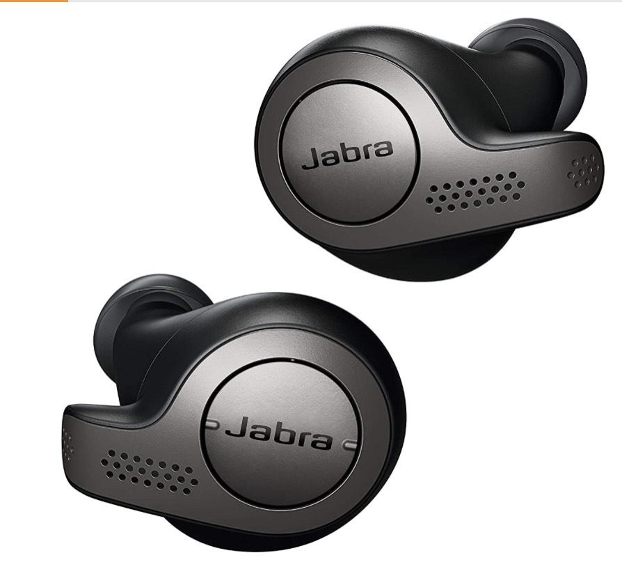 Écouteurs intra-auriculaires sans-fil Jabra Elite 65t