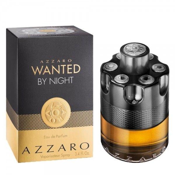 Eau de Parfum Azzaro Wanted by Night - 100ml