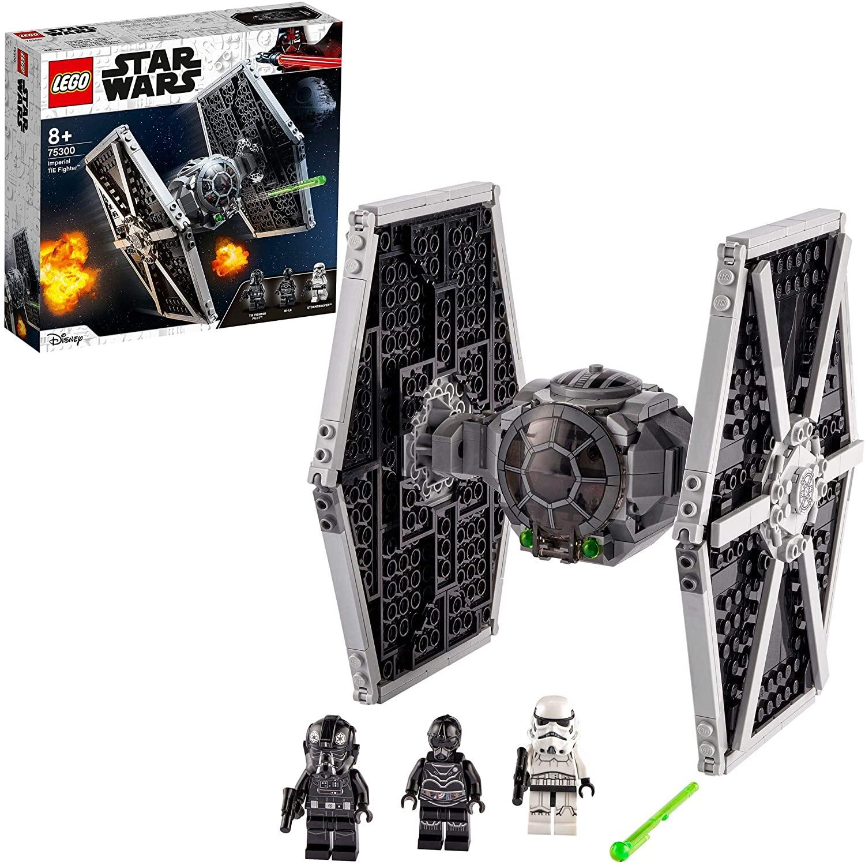 Jouet Lego Star Wars TIE Fighter impérial (75300)