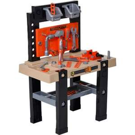 Jeu d'imitation établi et outils pour enfant jeu de bricolage - 64 pièces