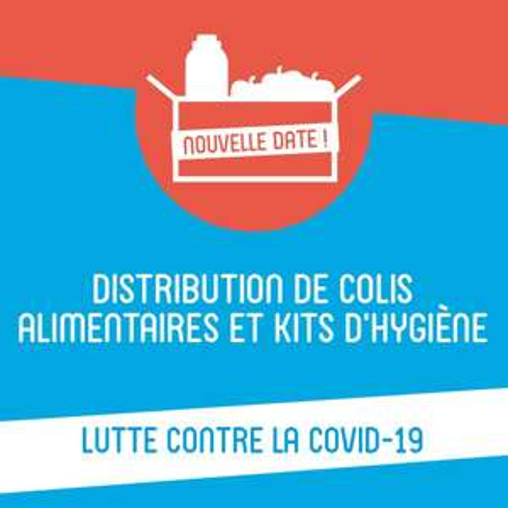 [Étudiants] Distribution de colis alimentaire / produit d'hygiène - Villetaneuse (93)