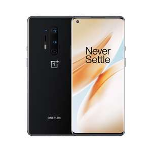 "Smartphone 6.78"" OnePlus 8 Pro 5G - 8 Go RAM, 128 Go + Chargeur sans-fil OnePlus Warp Charge 30"