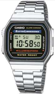 Montre Casio A168WA-1YES (Vendeur tiers)