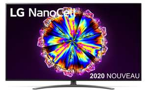 "TV 55"" LG NanoCell 55NANO916NA - 4K UHD, LED, 100Hz, Dolby Atmos & Vision, hdmi 2.1(retrait magasin)"