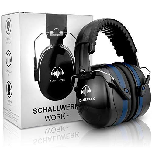Casque anti bruit Schallwerk Work+