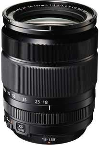 Objectif Fujifilm XF 18-135 mm F3.5-WR F5.6 OIS WR