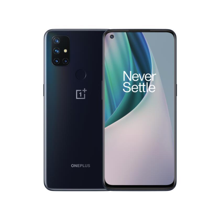 Smartphone OnePlus Nord N10 5G + OnePlus Type-C Bullets Earphones Black