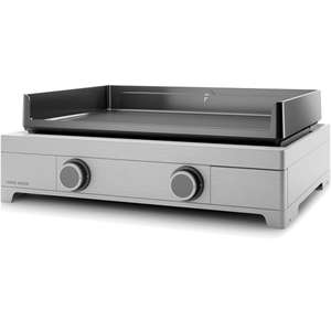 Plancha Forge Adour Modern - caisson Inox (quincaillerie.pro)
