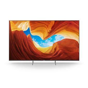 "TV 65"" Sony KE65XH9096BAEP - 4K UHD Smart TV Noir (Frontaliers Belgique)"