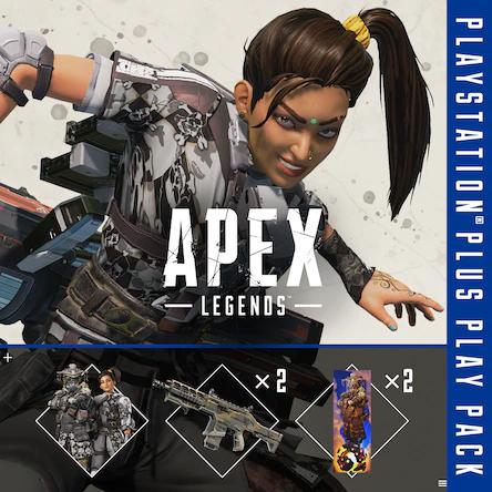 [PS+] Pack de jeu ApexLegendssur PS4 (Dématérialisé)