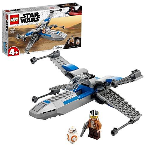 Jeu de Construction Lego X-Wing de la Résistance
